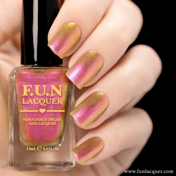 Sakura Color Shifting Iridescent Nail Polish