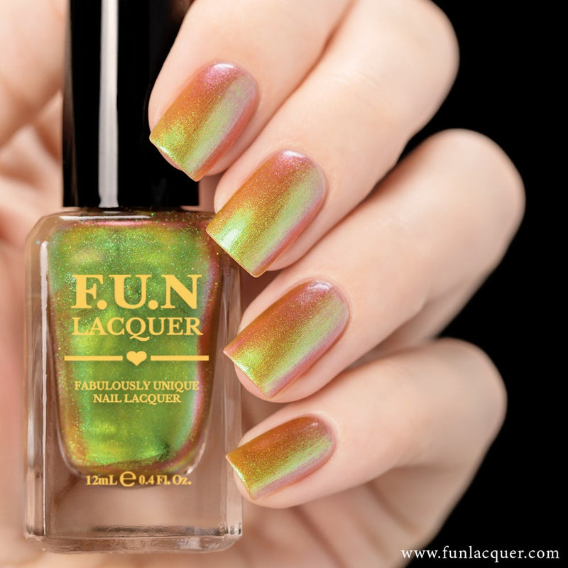 Uniphant Color Shifting Iridescent Nail Polish