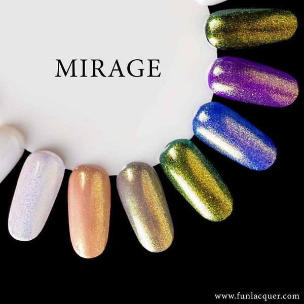 Mirage Color Shifting Unicorn Top Coat