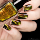 Obsessed Multichrome Magnetic Cat Eye Nail Polish