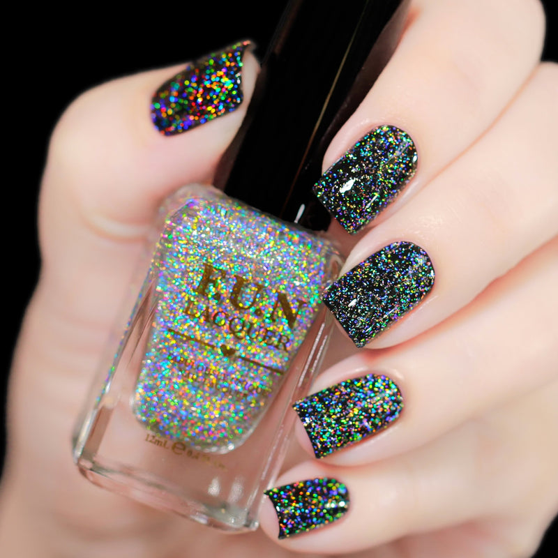 Diamond Flake Holo Flakie Top Coat