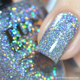 The Art of Sparkle (H) Holographic Glitter Nail