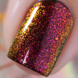 Unicorn Blood Magic Color Shifting Top Coat