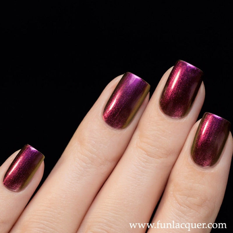 Fun Lacquer Celebrate Multi-Chrome 1