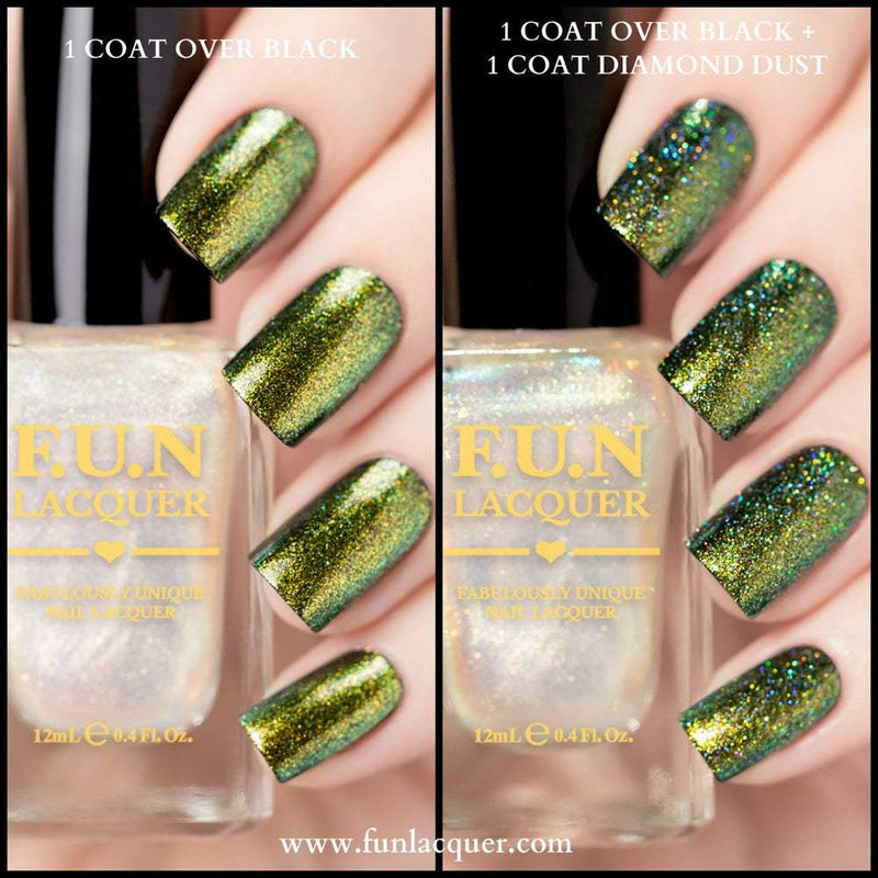 Mirage Gold Color Shifting Unicorn Top Coat