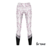 Legging Rose Camouflé