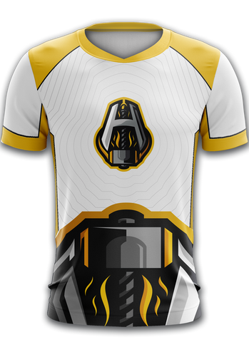 Hyperion esports White Jersey