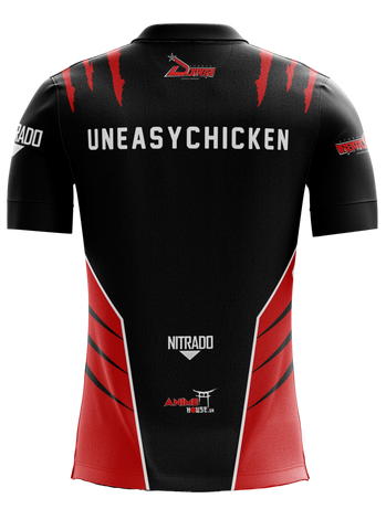 Invisible Threat Jersey (UneasyChicken)