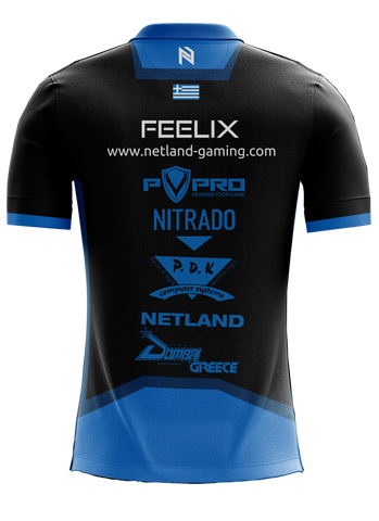 NL Gaming Jersey (feelix)
