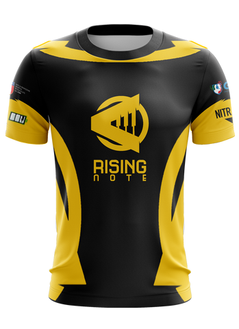 Rising Note Academy Yellow Jersey