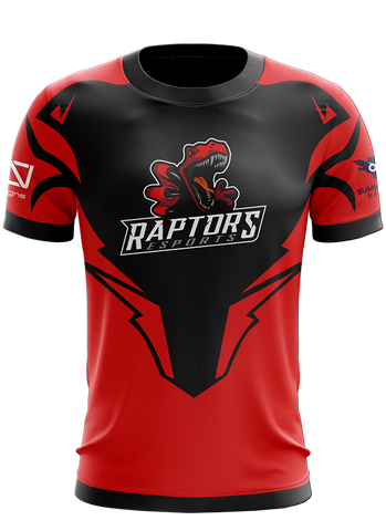 Raptors eSports Red Jersey