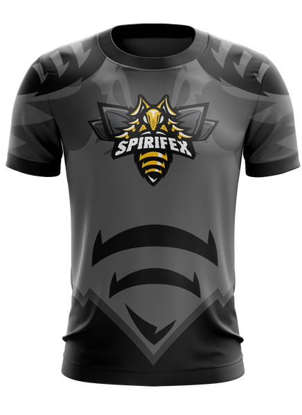 Spirifex Jersey Grey version