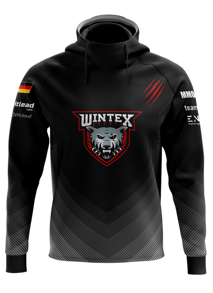 Wintex Sports Grey Hoodie