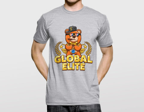 GLOBAL ELITE T-SHIRT (CS:GO DOPE SERIES 1)