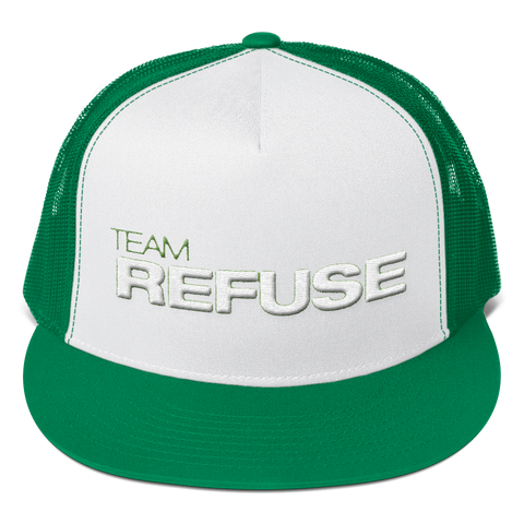 Team Refuse Trucker Cap