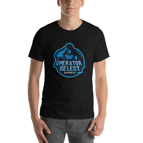 Operator Select Esports Short-Sleeve Unisex T-Shirt