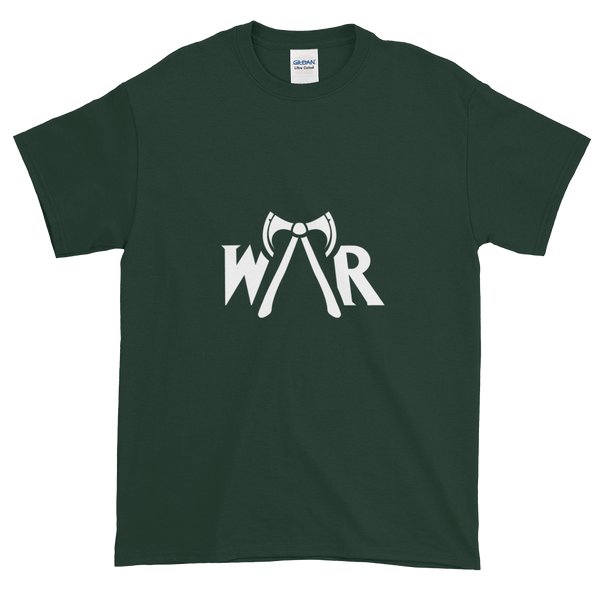 Wind And Rain Short sleeve t-shirt AXES Logo