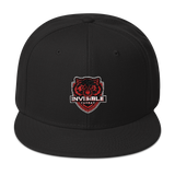 Invisible Threat Snapback Hat