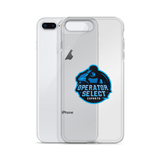 Operator Select Esports iPhone Case