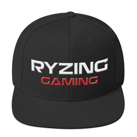 Ryzing Gaming Snapback Hat v2