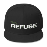 Team Refuse Wool Blend Snapback