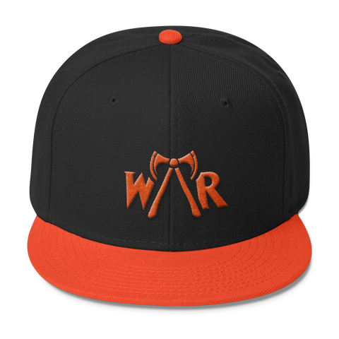 Wind & Rain Wool Blend Snapback Version 2