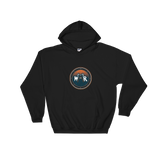 Wind and Rain Hooded Sweatshirt WAR Logo