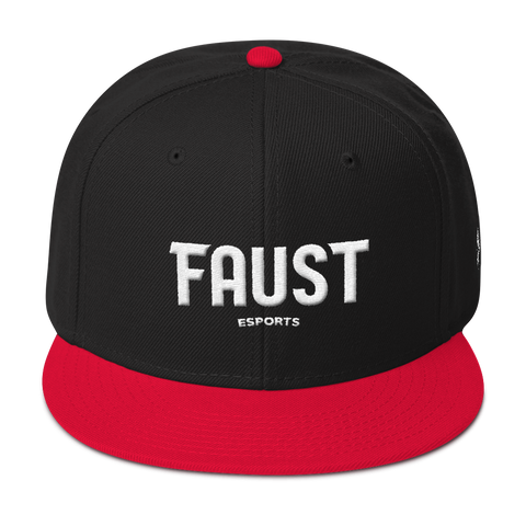 Faust Snapback Hat with Sidelogo