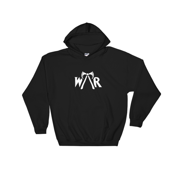 Wind and Rain Hooded Sweatshirt AXES Logo