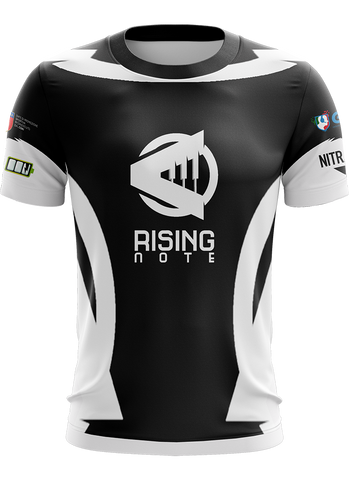 Rising Note Jersey