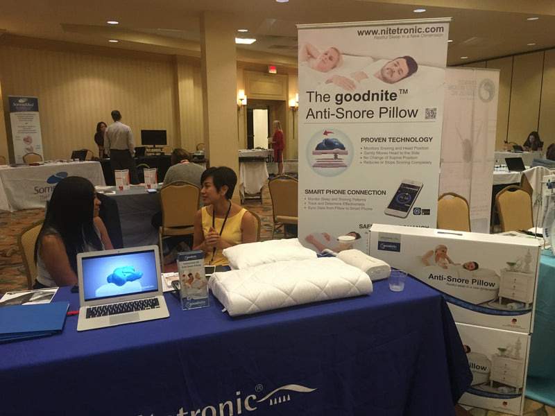 Nitetronic at The California Sleep Symposium