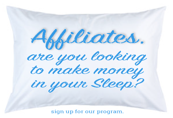 affiliate program for nitetronic anti-snore pillow