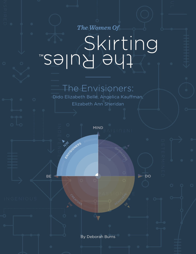 The Women of Skirting the Rules: The Envisioners (Coming Soon)