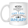 Old Lady - Mug - Direct Discount Outlet