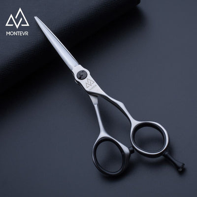 "Special design japan hair scissors 5.5"" high quality barber scissors slim blade lightweight hairdressing scissors - Direct Discount Outlet"