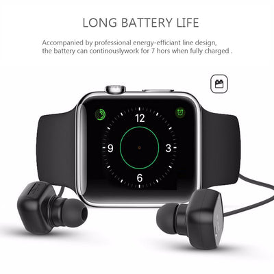 Sports Bluetooth  Earphones with Microphone - Direct Discount Outlet