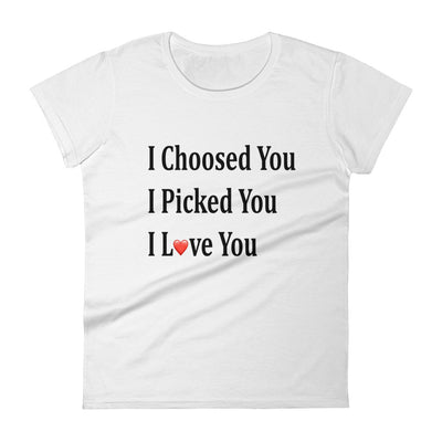 Lovers Valentine Women's short sleeve t-shirt - Direct Discount Outlet