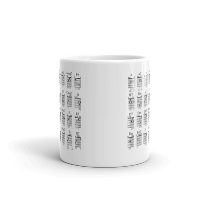 Music Lover White Mug - Direct Discount Outlet