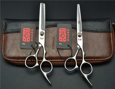 6.0 inch Professional Hairdressing Cutting Shears Thinning Scissors - Direct Discount Outlet