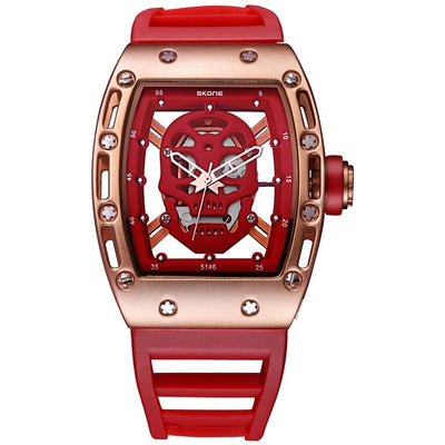 Luxury Skull Watch - Direct Discount Outlet
