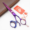 Purple Flying/Swivel Shears - Direct Discount Outlet