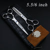 "5.5/6 "" Left Handed High quality Professional Hairdressing Scissors Sets - Direct Discount Outlet"