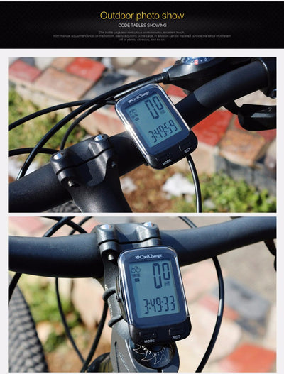 Waterproof  Bicycle Speedometer - Direct Discount Outlet