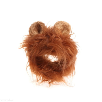 Pet Costume - Cat Lions Mane Wig - Direct Discount Outlet