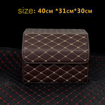 High Quality Luxury Car Trunk Organizer - Direct Discount Outlet