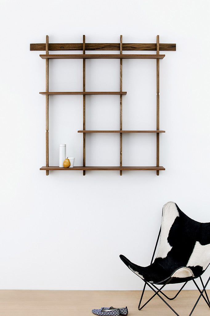 Kit F Sticotti Modular Shelving System