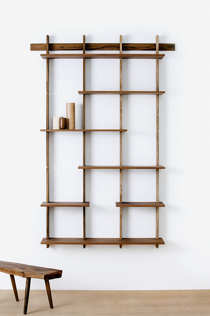 Kit E Sticotti Modular Shelving System