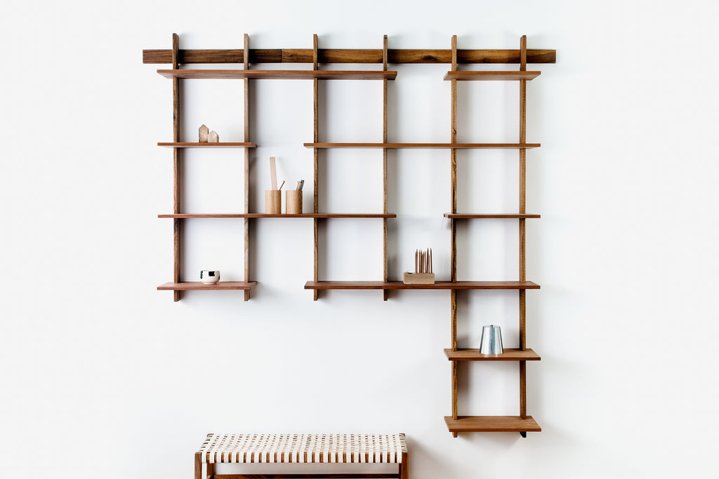 BUNDLE 3 (Kit B + Kit C) Sticotti Modular Shelving System