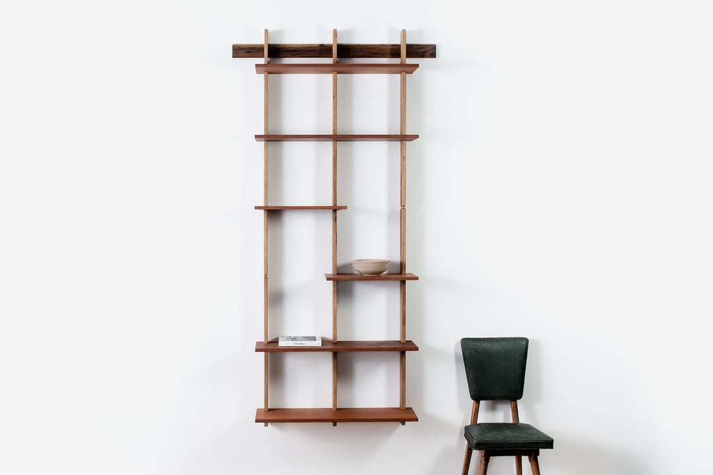 Kit H Sticotti Modular Shelving System