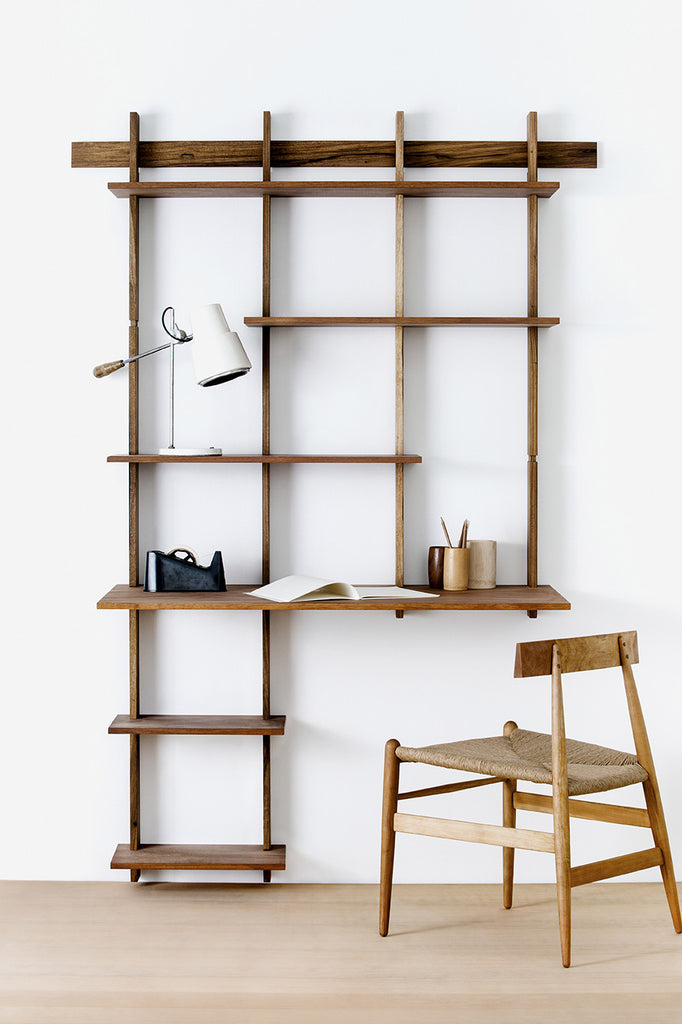 Kit G Sticotti Modular Shelving System